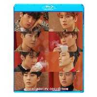 【Blu-ray】☆★EXO 2017 BEST PV COLLECTION★BEST PV/SOLO ETC【エクソ ブルーレイ KPOP DVD】【メール便は2枚まで】
