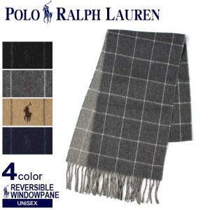POLO RALPH LAUREN ポロ ラルフローレン REVERSIBLE WINDOWPANE PC0010
