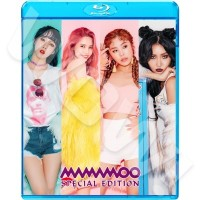 【Blu-ray】? MAMAMOO 2017 SPECIAL EDITION ?  Yes I am AGE GAG Decalcomanie Memory ? 【MAMAMOO ブルーレイ】