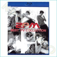 【韓流 Bluray】2PM★2PM BEST PV COLLECTION★【PV SOLO ETC.】☆K-POP DVD☆【BEST PV COLLECTION】bluray_2pm2