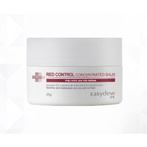 【EASYDEW EX】レッドコントロール コンセントレーテッドバーム 25g Red Control Concentrated Balm 敏感肌用 保湿クリーム 赤い肌専用