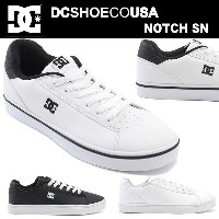 DC スニーカー DC SHOES NOTCH SN DM174032 WHB BKW XWWW DCシューズ