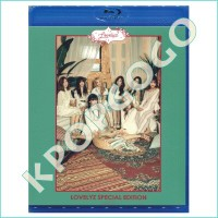 K-POP Bluray【韓流DVD】LOVELYZ★ SPECIAL EDITION★【TV・PV・ETC.】☆bluray_lov5