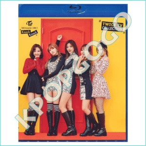 K-POP Bluray【韓流DVD】TWICE★TV COLLECTION★【Knock Knock・TT・Cheer Up・Etc.】☆K-POP DVD☆bluray_twice5