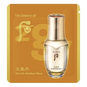 [The history of whoo・后]天気丹花炫ベース18枚