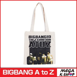 BIGBANG - BIGBANG ECO BAG TYPE2[BIGBANG EXHIBITION A to Z MD][公式グッズ][YG]