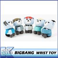 【送料無料】10th KRUNK X BIGBANG WRIST TOY SOBER VER./BIGBANG THE  CONCERT 0.TO.10 MD/公式グッズ/YG/ビッグバン