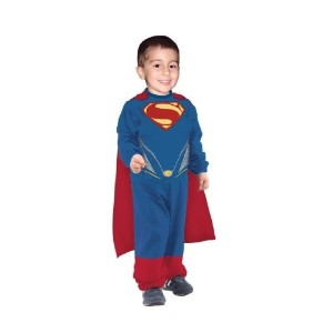 (スーパーマン コスプレ) Superman Man Of Steel Tiny Tikes Costume Child Toddler- (Size:Toddler)  polo