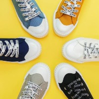 [SPAO] Rookie Letter Sneakers 28 SPPG823A03 6color
