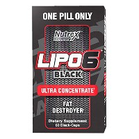(Nutrex) Nutrex Research Lipo 6 Black Hers Ultra Concentrate Diet Supplement Capsules 60 Count (...