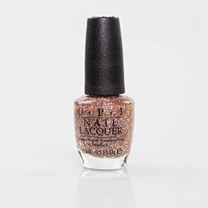 (OPI) OPI Nail Lacquer  Spotlight On Glitter Rose of Light  0.5 Ounce (2014-02-26)