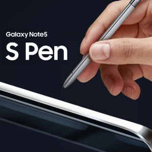 SAMSUNG Galaxy Note 5 S-Pen EJ-PN920 / Touch Pen / WACOM Type / Pressure Recognizing / Action Memo ...