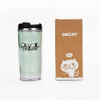 2PM : OAK TAEK YEON - OKCAT Tumbler (A Type) + Free Photo