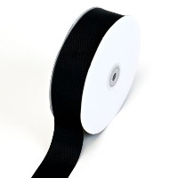 【Creative Ideas Solid Grosgrain Ribbon, 1-1/2-Inch by 50-Yard, Black by Creative Ideas】 n b005e1s5hk