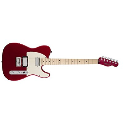 Squier by Fender エレキギター Contemporary Telecaster® HH, Maple Fingerboard, Dark Metallic Red
