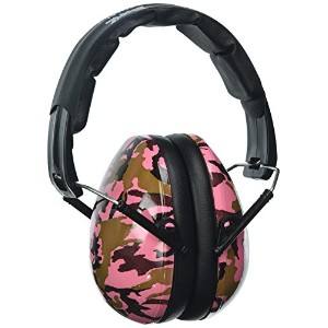 Baby Banz earBanZ Kids Hearing Protection, Camo Pink, 2 -10 YEARS by Baby Banz [並行輸入品]