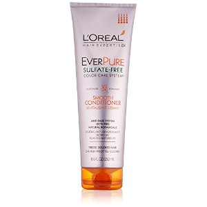L'Oreal Paris EverPure Smooth Conditioner Rosemary Mint 250 ml (並行輸入品)