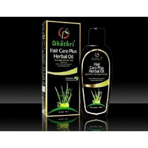 Dhathri Hair Care Plus herbal oil 100ml by Dhathri [並行輸入品]