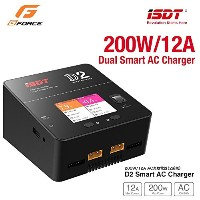 G-FORCE ジーフォース ISDT社製 D2 Smart AC Charger GDT101 文具・玩具 玩具 ab1-1104164-ak [簡易パッケージ品]