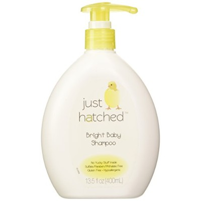 Just Hatched Bright Baby Shampoo, 13.5 Ounce by Just Hatched