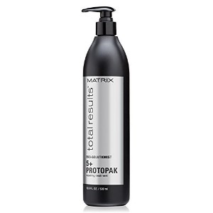 by Matrix PRO SOLUTIONIST 5+ PROTOPAK RESTRUCTURIZING TREATMENT 16.9 OZ by TOTAL RESULTS