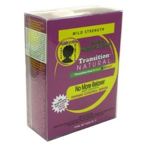 Jamaican Mango & Lime Transition No More Relaxer Serum Mild by Jamaican Mango & Lime