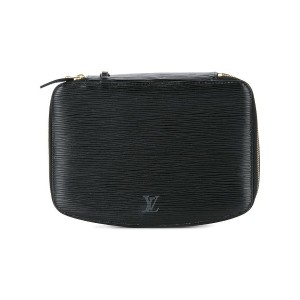 Louis Vuitton Pre-Owned エピ ジュエリーポーチ - ブラック