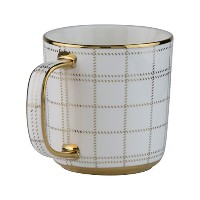 アスペンPlaid Mug ( Set of 4 )