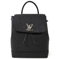 【LOUIS VUITTON】【リュックサック】ルイヴィトン『ロックミー バックパック』M41815 レディース 1週間保証【中古】b06b/h17A