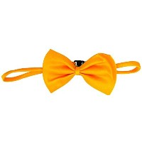 Hairbows無制限Boys Bow Ties for Babies and Toddlers調節可能なバンド One Size イエロー 4331122054