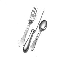 Wallace Blaine 18-piece 18 / 10ステンレススチールFlatware Set , Service for 6