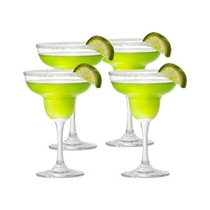 Barmaster 's Margarita Glasses , Set of 4