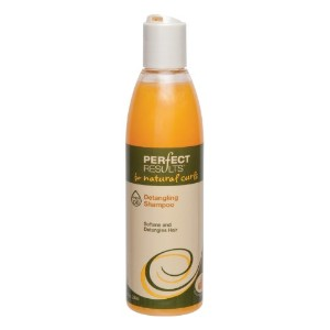 Perfect Results For Natural Curls Detangling Shampoo, 8 Ounce by Perfect Results