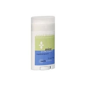 Earth Science All-Natural Deodorant, Rosemary & Mint - 2.5 oz by Earth Science