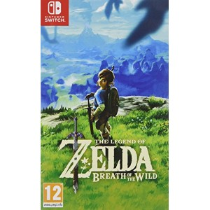 The Legend of Zelda: Breath of the Wild (Nintendo Switch) - Imported