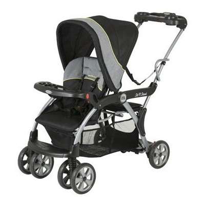 【OUTLET SALE/40%OFF】Baby Trend( ベビートレンド )二人乗り ベビーカー シットアンドスタンド Sit N' Stand Deluxe Stroller Ion...