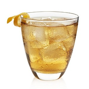 Libbeyクロム8点Old Fashionedガラスセット