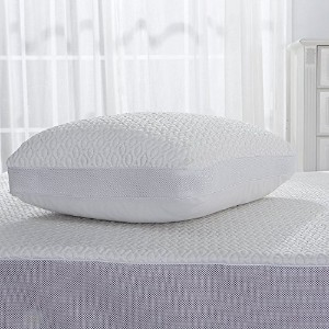 High Quality Cooling Pillow Cover Soft and Comfortable Hypoallergenic with Mesh, Fits Standard to...