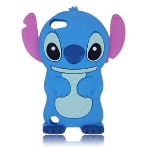 Stitch スティッチ ソフトシリコンケース iPod Touch 6 / iPod Touch 5
