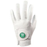 NorthダコタFighting Sioux Golf Glove & Ball Marker–Left Hand–X Large