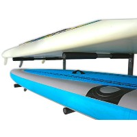 【Double SUP Wall Rack | 2 Paddle Board Storage Mount | StoreYourBoard by StoreYourBoard】 b00w1vpa9c