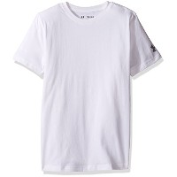 Under Armour Boys '延長The Game Tシャツ グレー