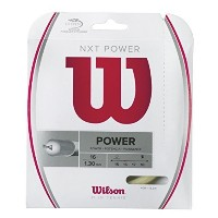 Wilson NXT Power 17文字列–透明/ Natural byウィルソン