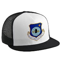 Trucker Hat with Air Intelligence Agency obsoleteエンブレム