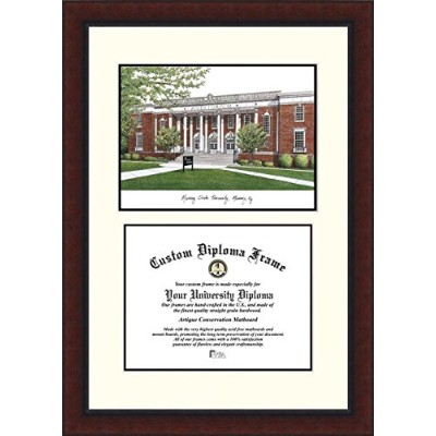 Campusimages KY984LV Murray State University Legacy Scholar Diploma Frame