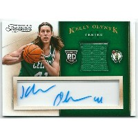 ケリー・オリニク NBAカード Kelly Olynyk 13-14 Panini Timeless Treasures Rookie Jersey Autographs
