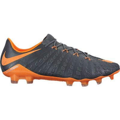ナイキ メンズ サッカー シューズ・靴【Hypervenom Phantom 3 Elite FG】Dark Grey/Total Orange/White