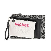 Victoria's Secret(ヴィクトリアシークレット) ポーチ3点セット Wicked Backstage Pouch Trio [並行輸入品]