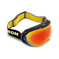 ABOM ONE GOGGLE / エーボム ワン ゴーグル 17-18 【 Sunrise Red Mirror - Asian Fit 】