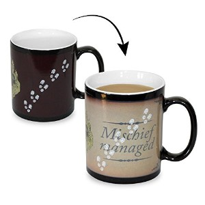 Harry Potter Thermo effect mug, Marauder's Map